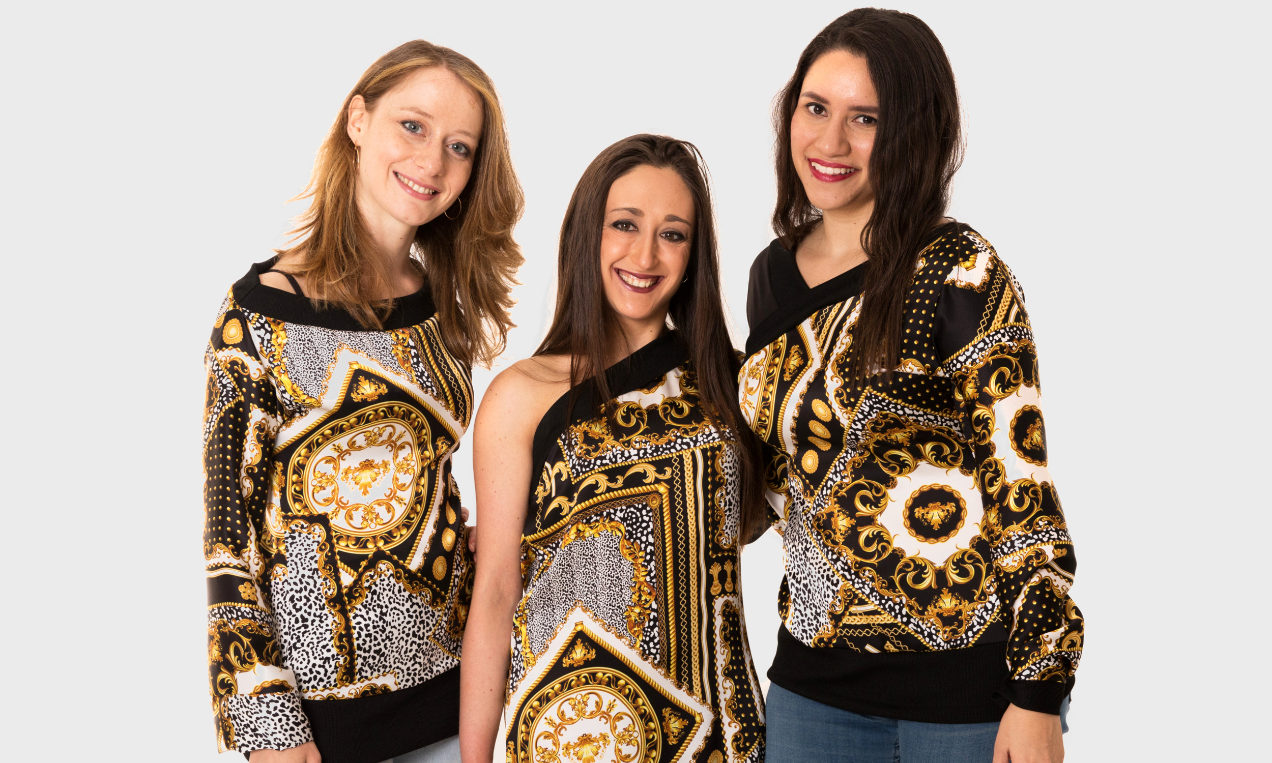 Dahrah Fashion summer collection of sustainable clothing for women.